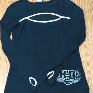 Blue Ridge Harley-Davidson Ladie's XL Riding Shirt